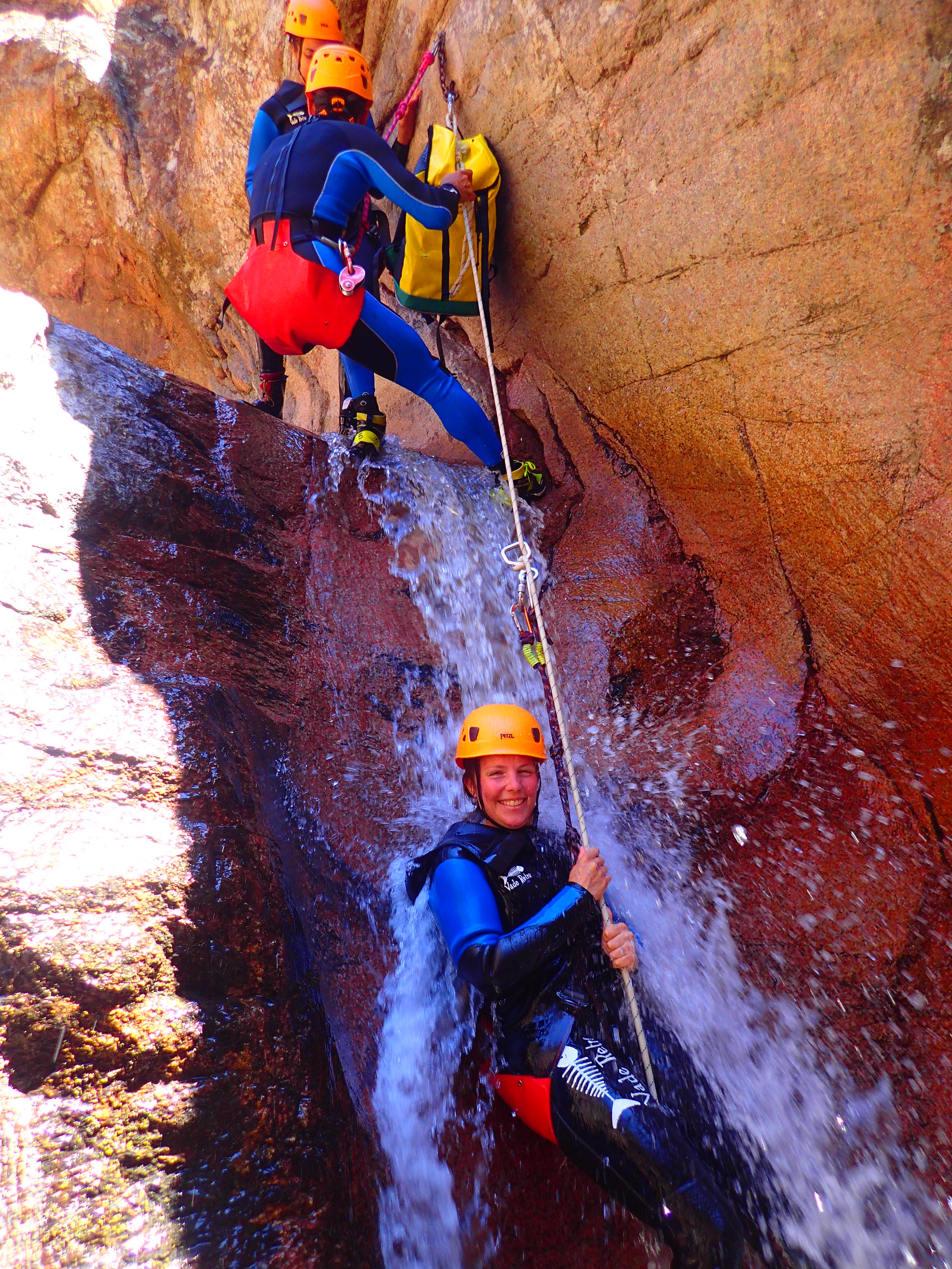 Stage canyoning 2019 - 4 jours