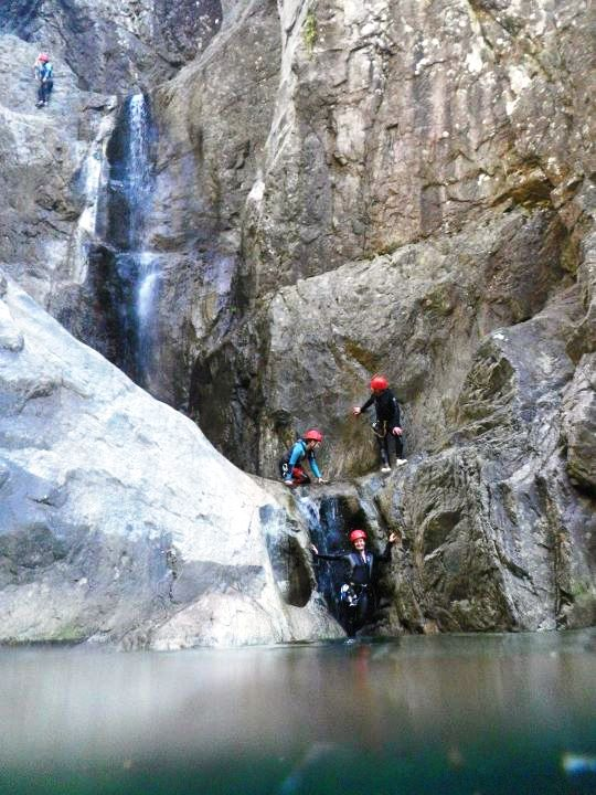 Corsica canyoning.sp