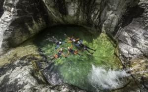 Le Canyon de la Richiusa